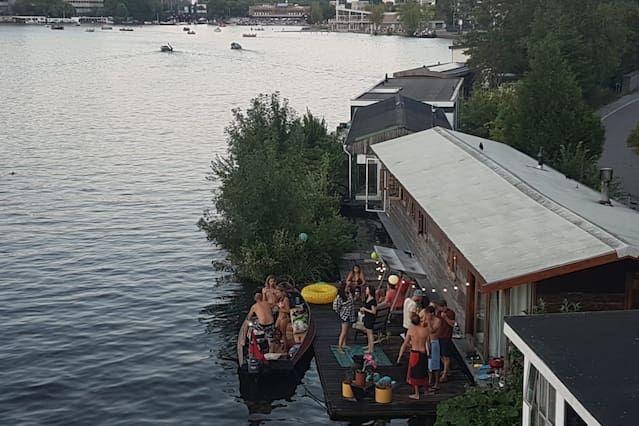 Alojamiento para 4 huéspedes en Amsterdam-oost