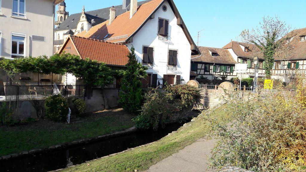 Residencia para 4 huéspedes en Molsheim