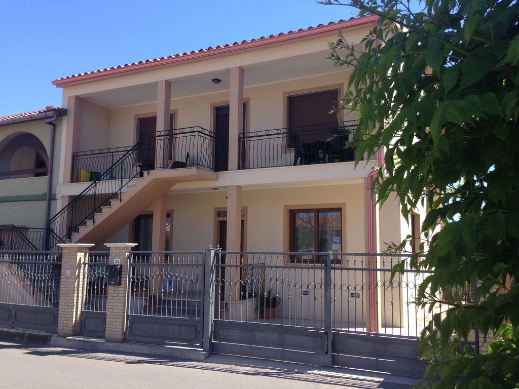 Appartement à 2 chambres à Pula