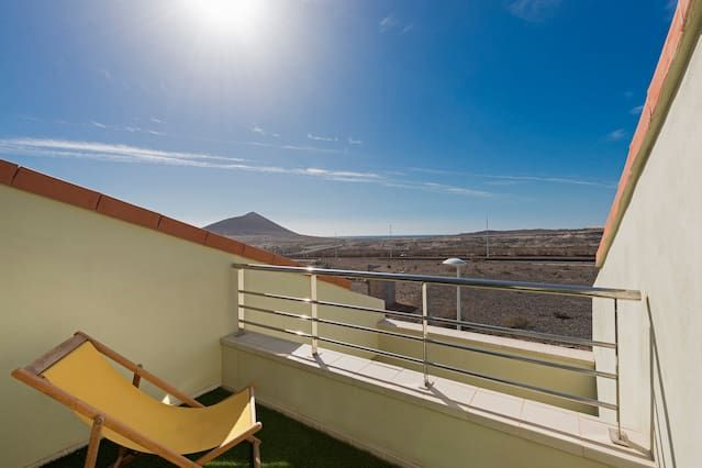 90 m² holiday rental with parking included