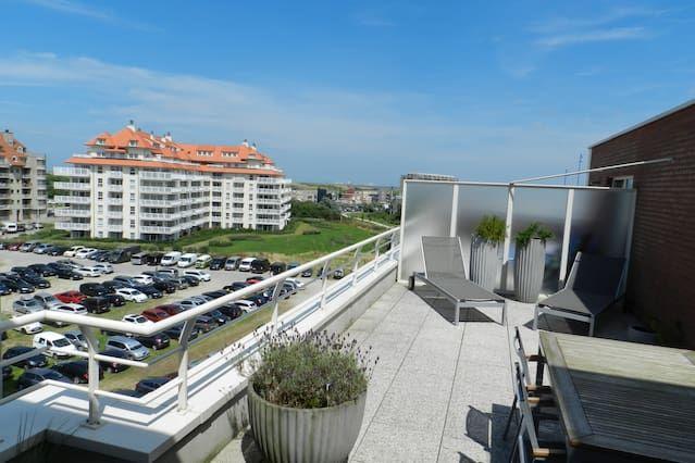 Ferienwohnung auf 5 m² in Blankenberge