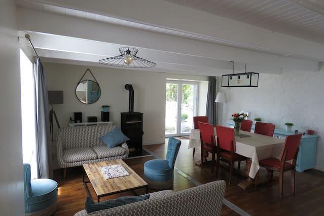 Casa de 3 habitaciones en Guilvinec