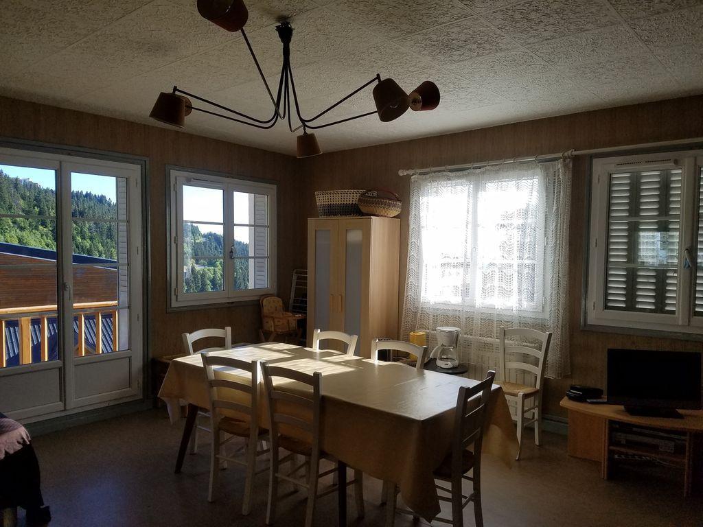 Vivienda en Isère de 1 habitación