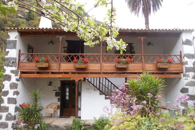 Residencia hogareña en Valleseco
