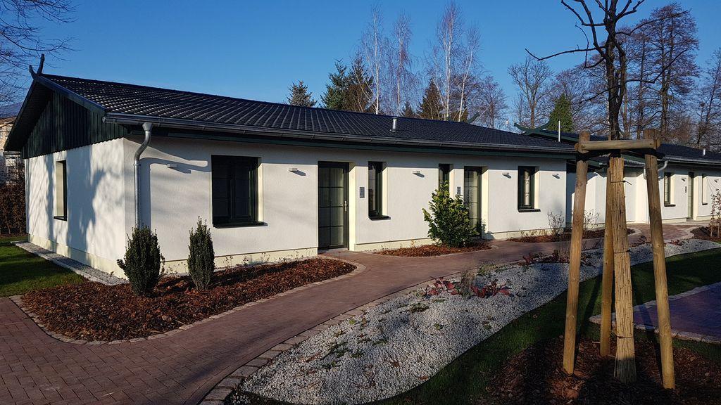 Funktionale Ferienunterkunft auf 62 m²