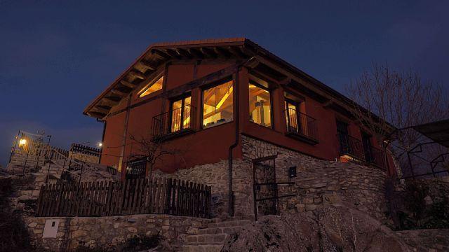 Casa de 7 habitaciones en Santa maría de la alameda