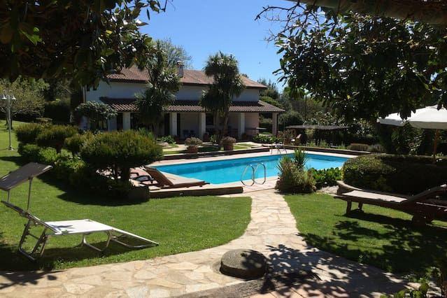 Espectacular Villa /GALICIA /playa