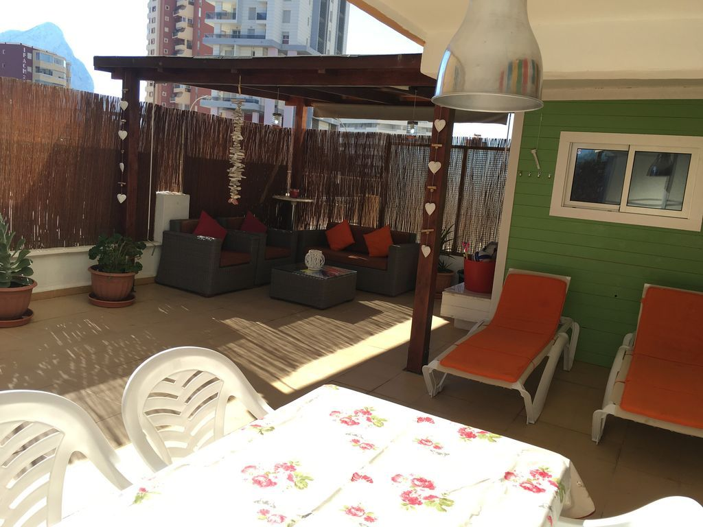 Apartment with 1 room in Calpe