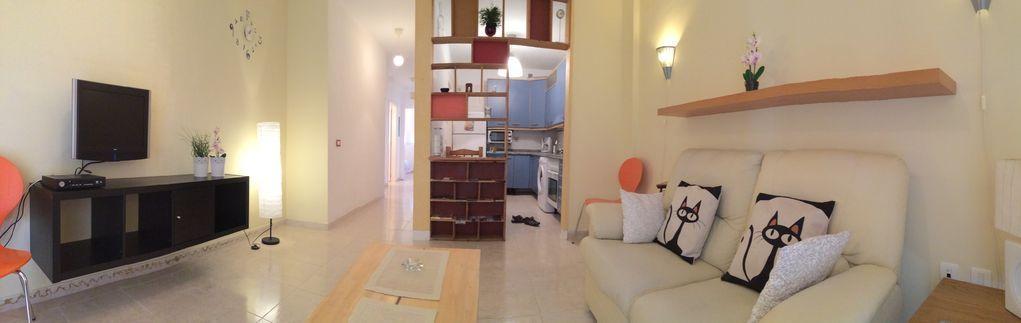 Apartamento de 2 habitaciones en Santa cruz de tenerife