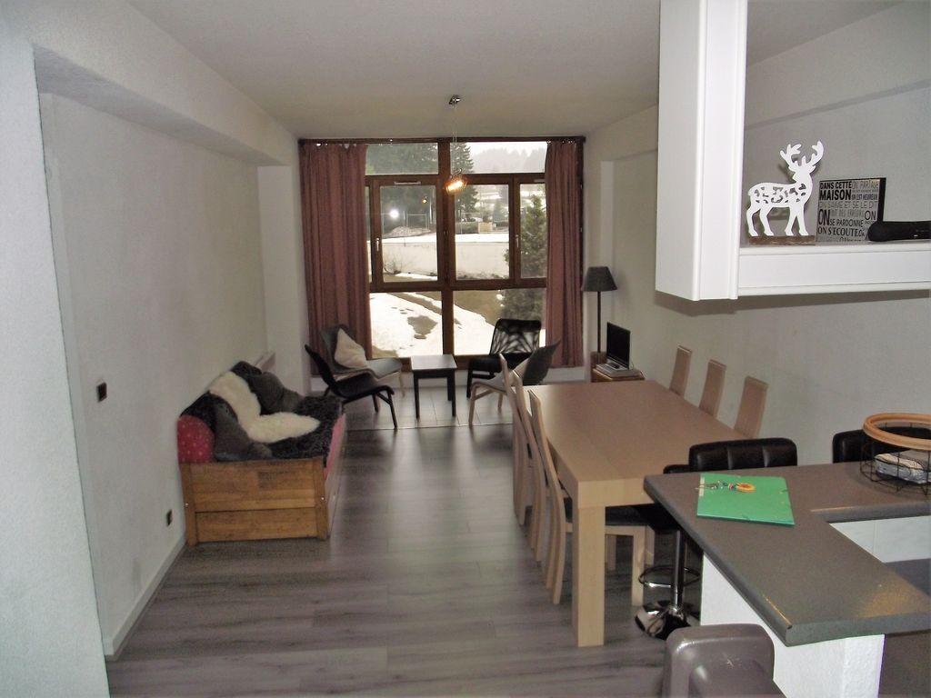 Alojamiento de 58 m² en Taninges