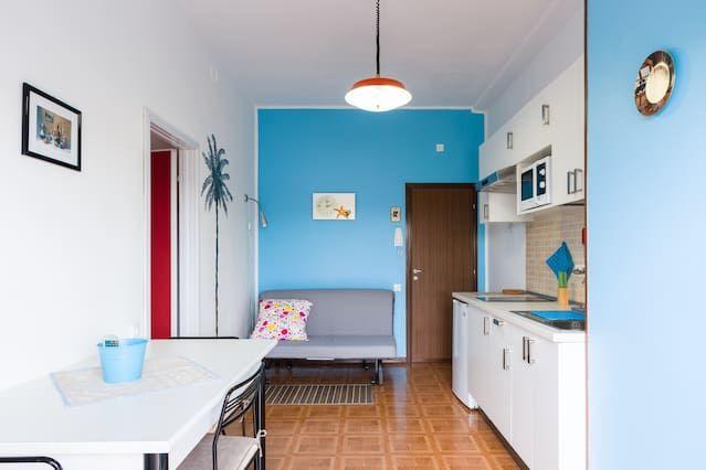 Alojamiento de 1 habitación en Marotta