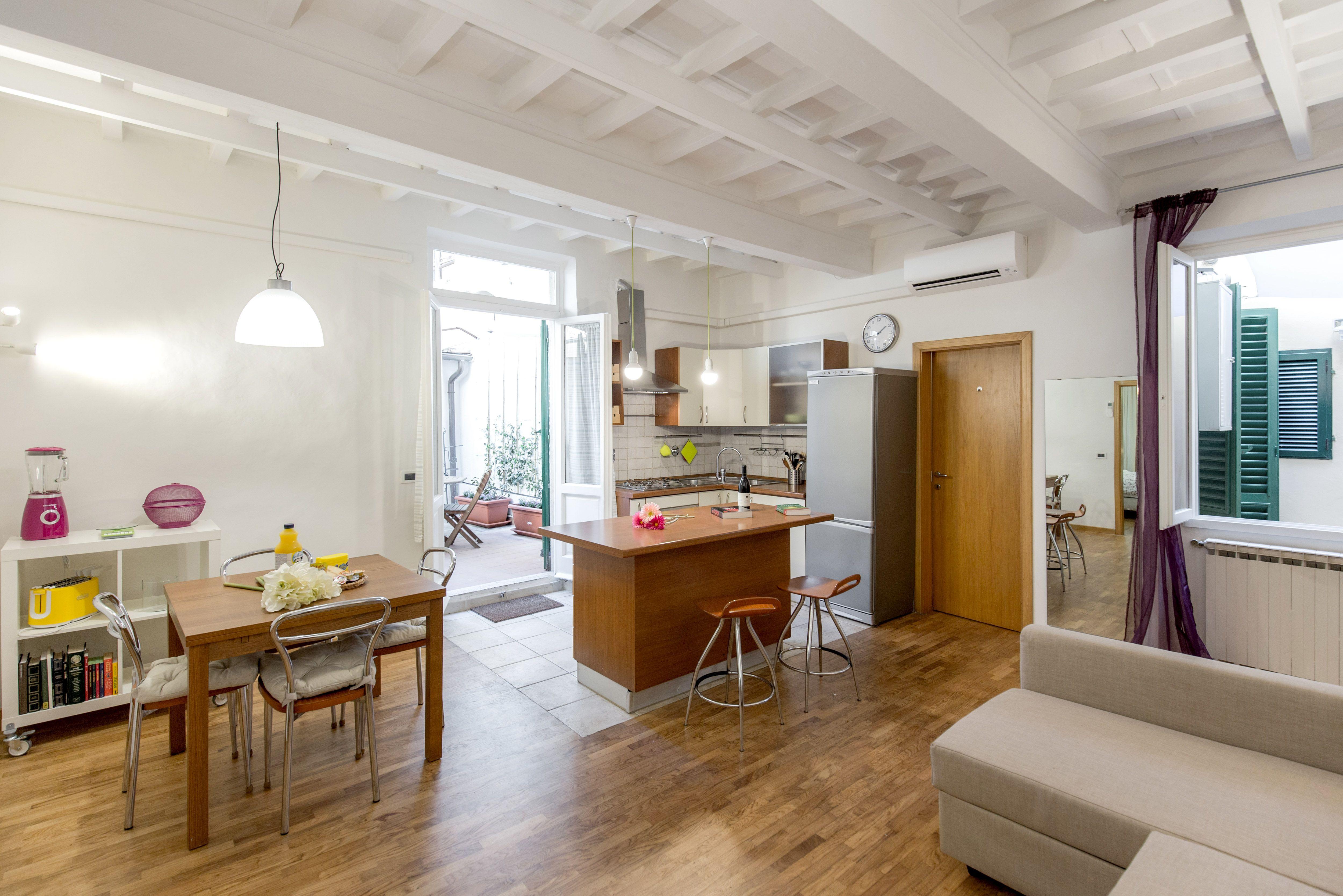 Apartamento perfecto en Florencia para 6 personas