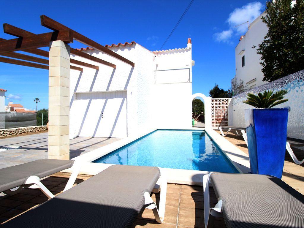 Alojamiento con jardín de 160 m²