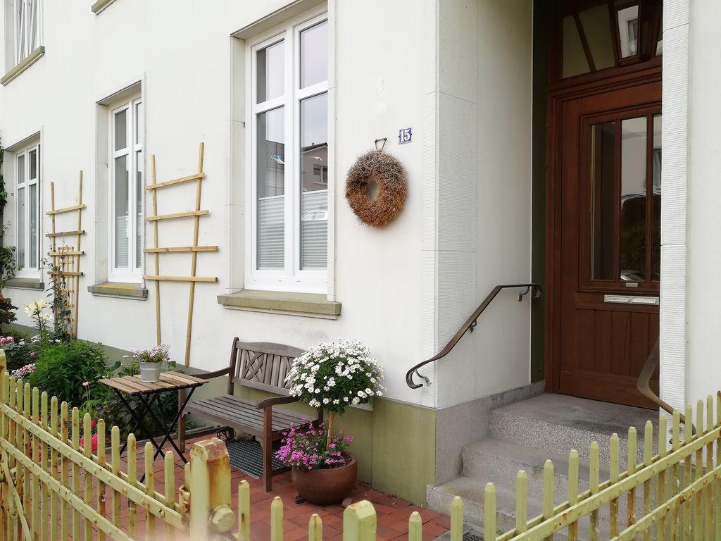 Vivienda de 30 m² con jardín