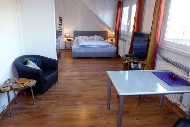 Chalet auf 20 m² in Bremen
