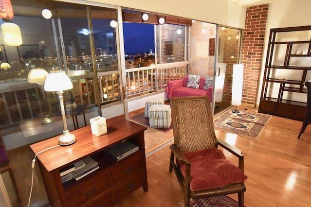 Apartment with wi-fi in Ciudad jardín