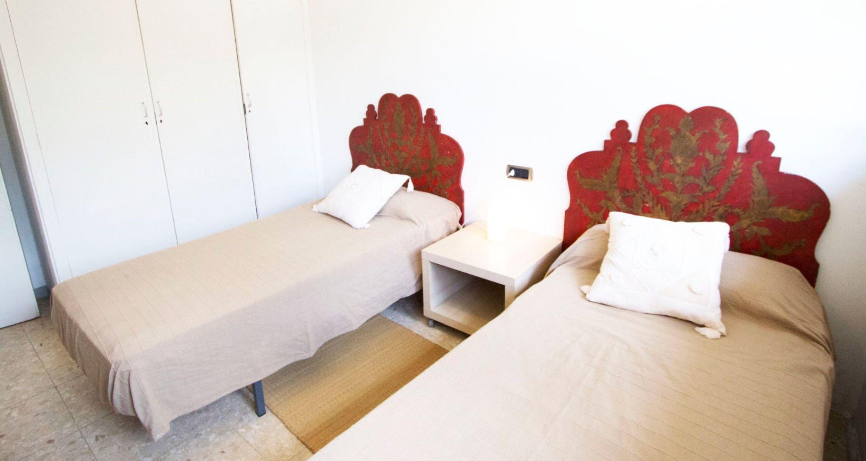 Apartamento con wi-fi para 12 huéspedes