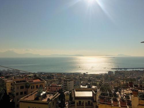 Residencia con vistas en Nápoles
