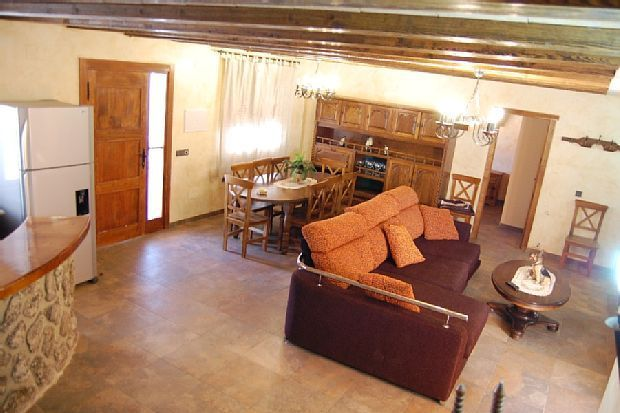 Familiar alojamiento de 11 habitaciones