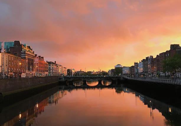 Apartamento en Dublin con wi-fi