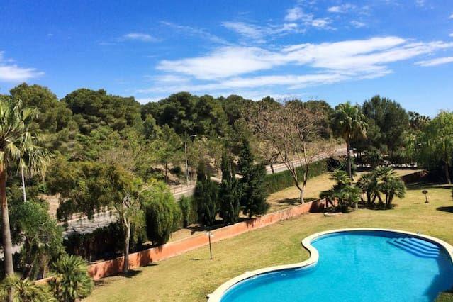107 m² holiday rental in Sa coma