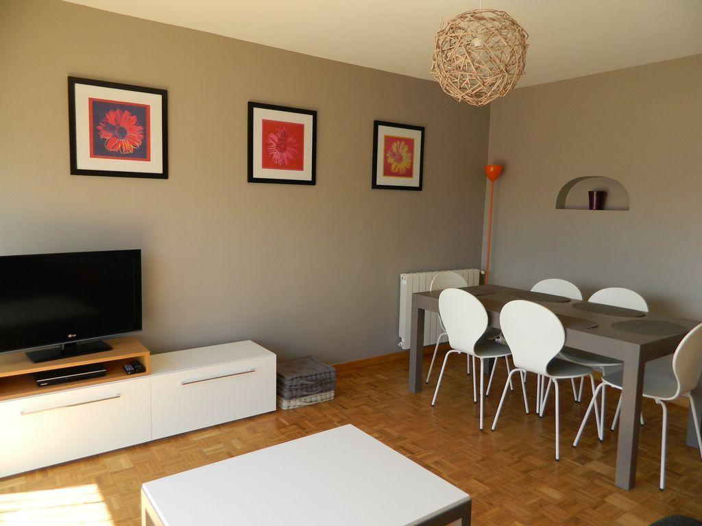 Hébergement à Ciboure à 3 chambres