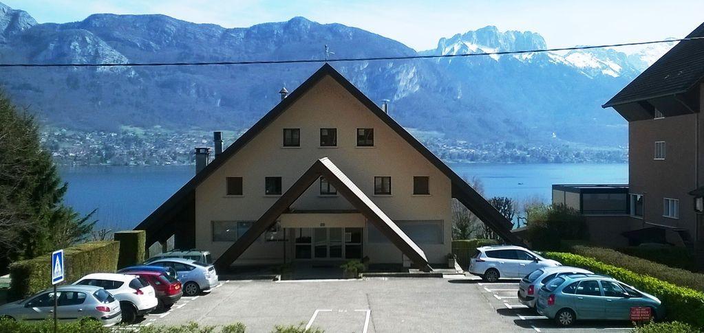 Alojamiento con parking incluído de 1 habitación