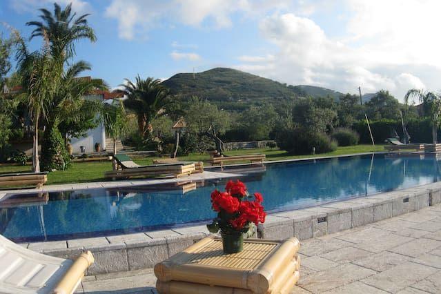 Casa vacanze con giardino a Messina