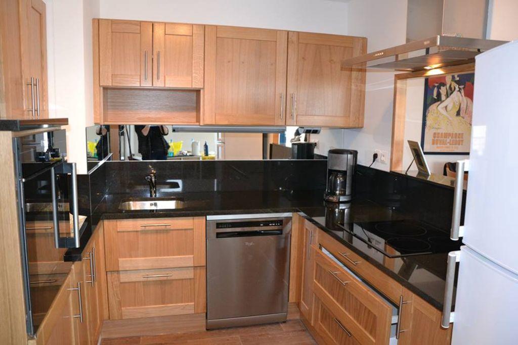 Vivienda para 8 huéspedes de 4 habitaciones