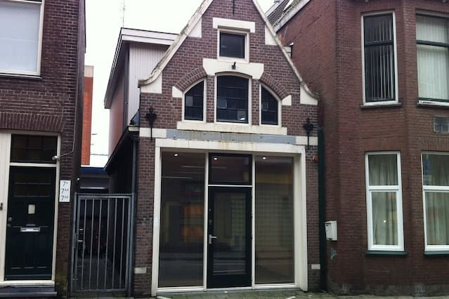 Hermosa casa histórica cerca de Amsterdam centro