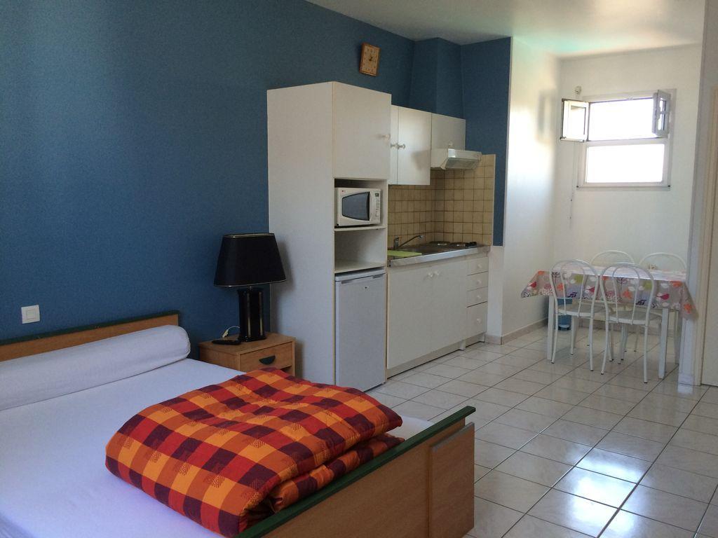 Piso de 28 m² de 1 habitación