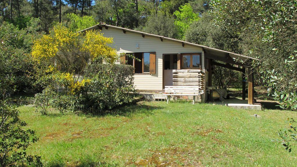 Casa de 65 m² con jardín