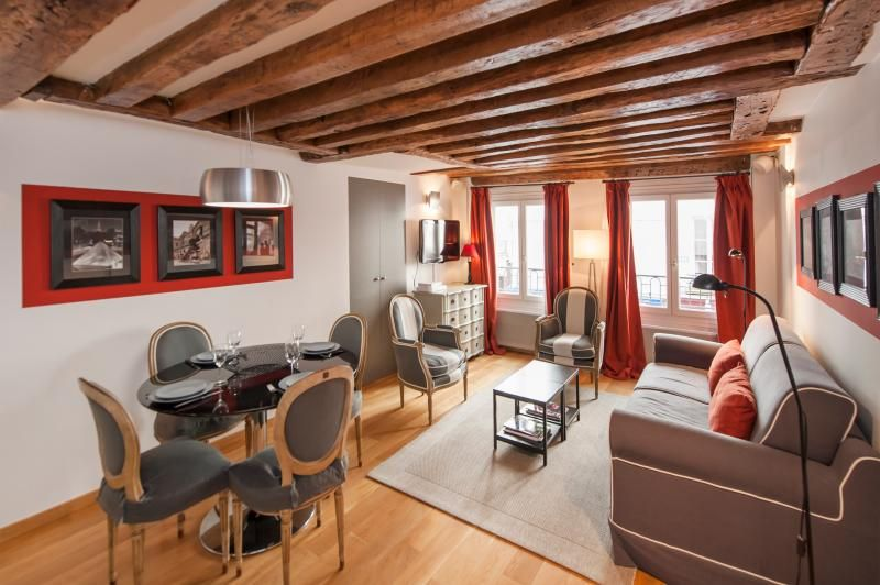 Sept special rate - Cosy 1BD in rue Saint Honoré