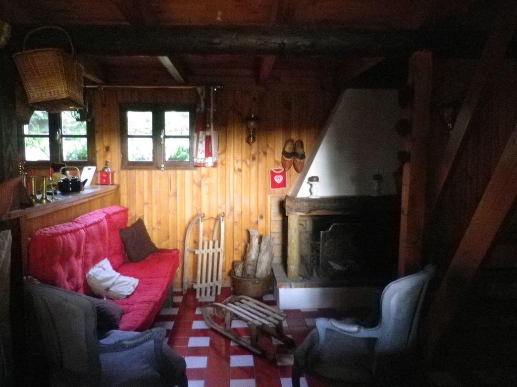 Alojamiento atractivo en Saint sauveur camprieu