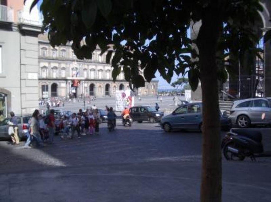 Piso en el centro en Nápoles de 30 metros