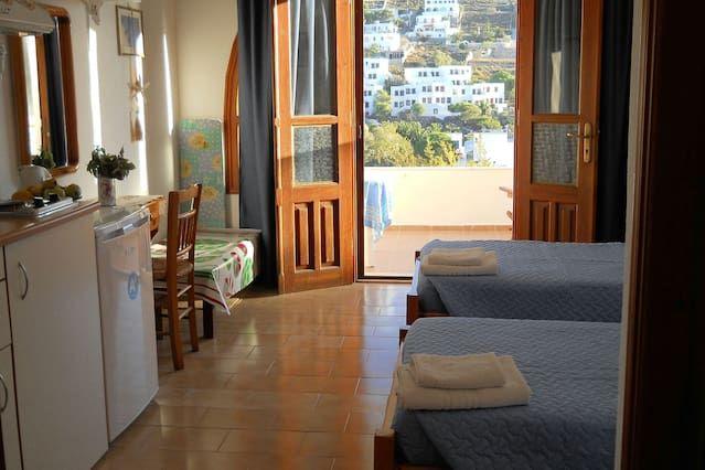 Apartamento hogareño para 2 personas