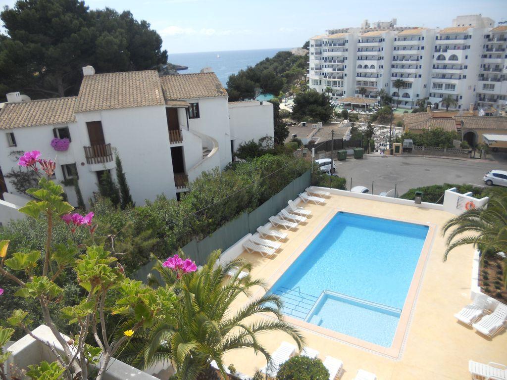 Apartment with 1 room in Cala ferrera