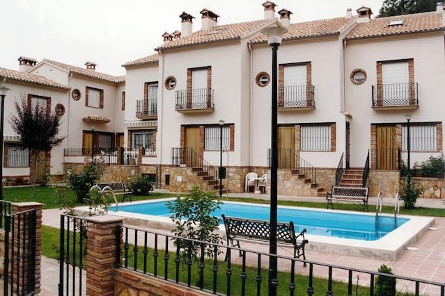 Casa en plena Sierra de Cazorla.
