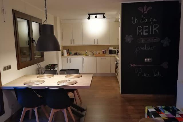 Hébergement à Canillo avec 1 chambre