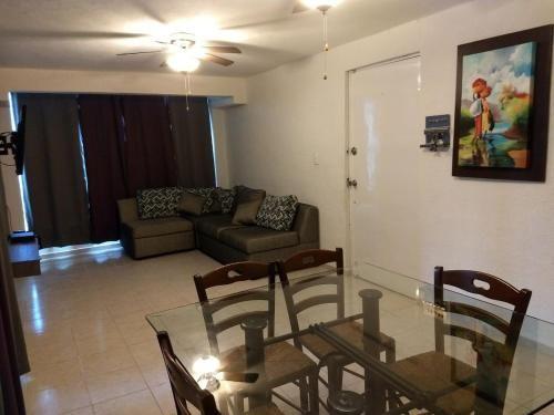 Interesante alojamiento en Cancún