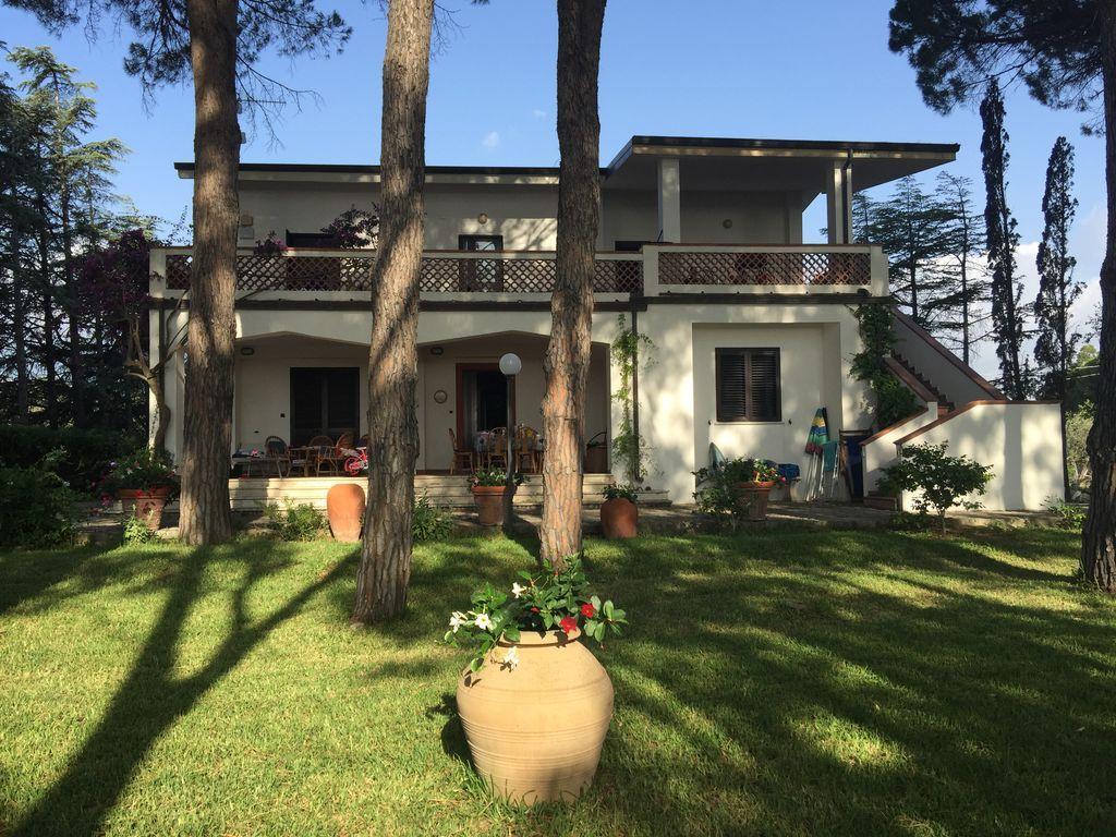 Provista casa en San sostene marina