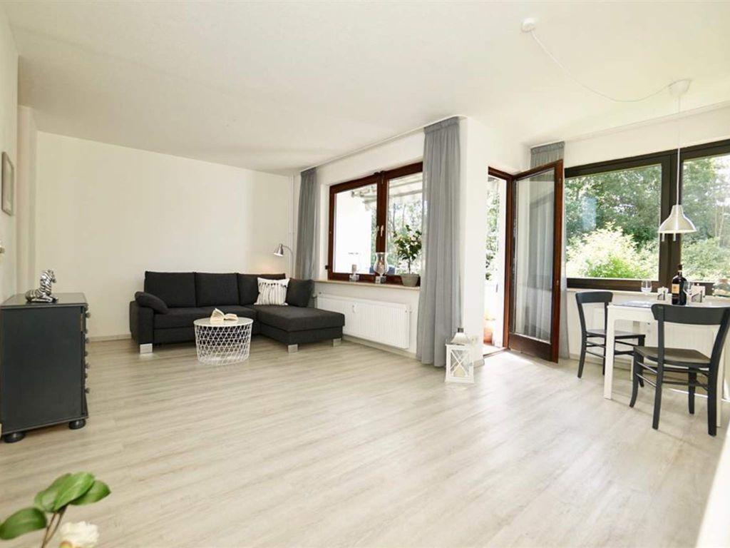 Apartamento de 47 m² con parking incluído