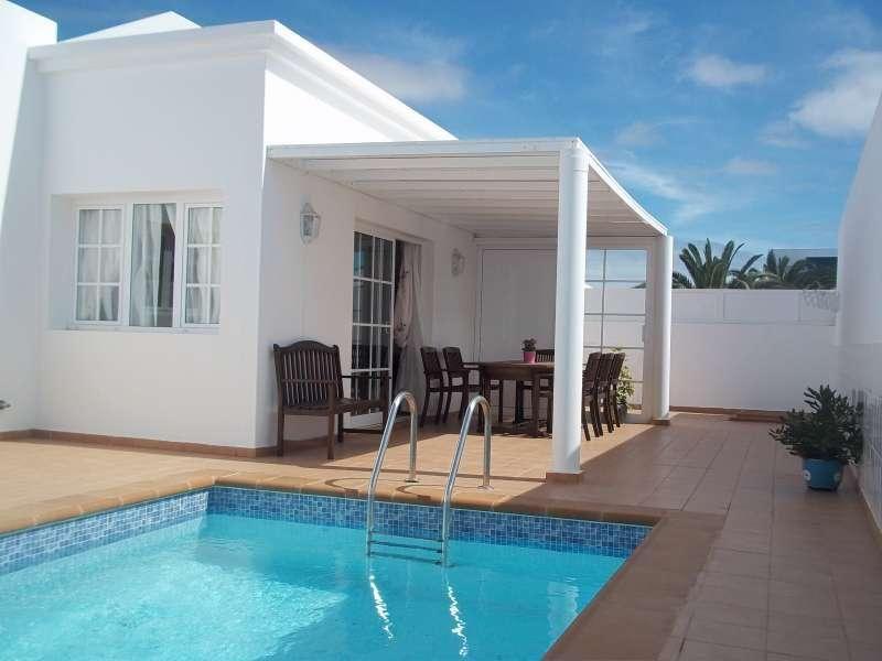 Alojamiento con vistas en Costa teguise