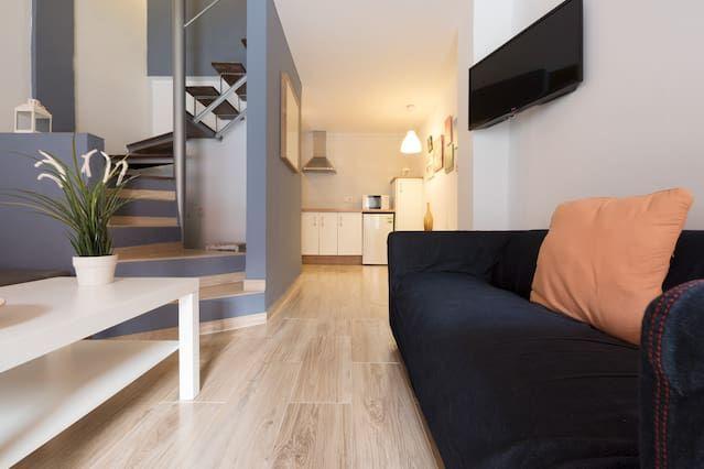 Apartamento ideal en Tarifa con  Calefacción