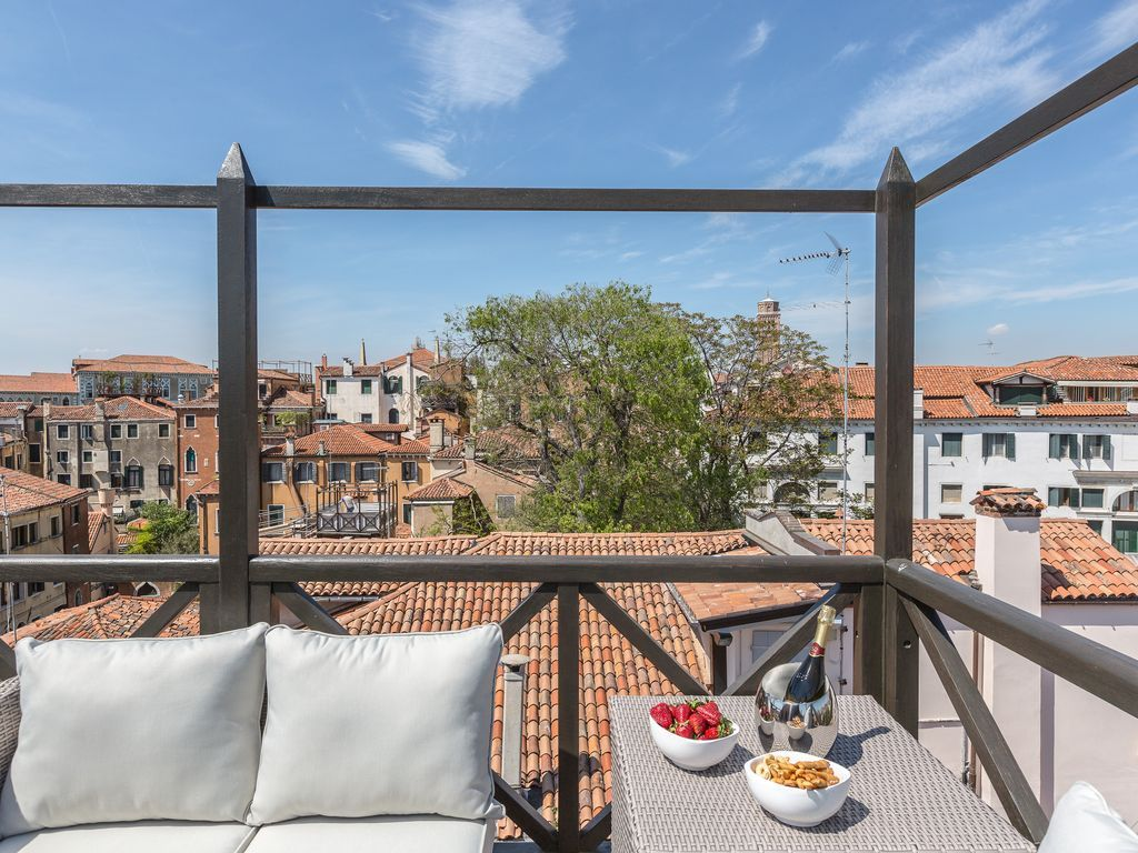 Apartment of 3 bedrooms in Venice