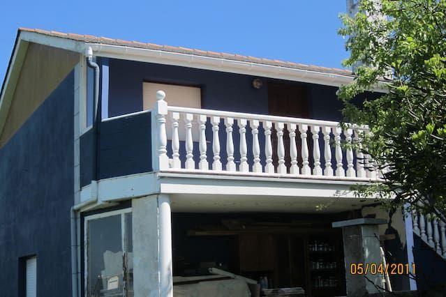 Alojamiento de 9 habitaciones en Franco (el)