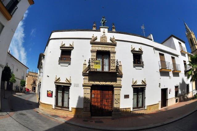 Apart 2p Palacio Sirvente de Mieres