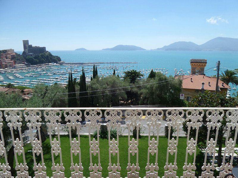 breathtaking view- 2 minutes walk from sea -7olivi