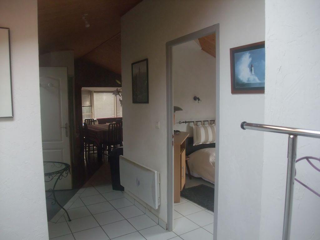 Hébergement de 58 m² à 2 chambres