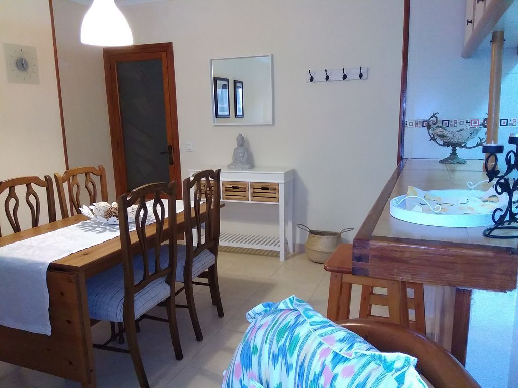 Holiday rental for 4 people with garden